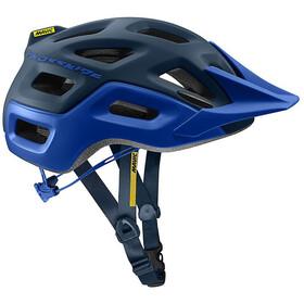 Mavic Crossride Cykelhjelm Herrer, poseidon/sky diver